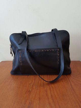 totebag Bonia leather