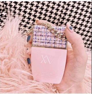 韓國VN_粉色保濕鉑金包護手霜