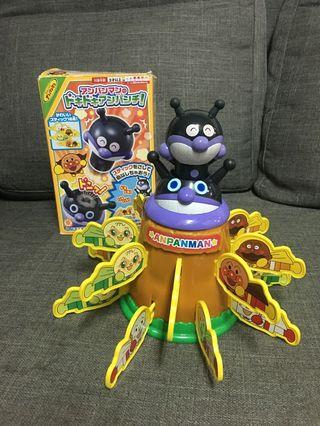 二手-細菌人玩具