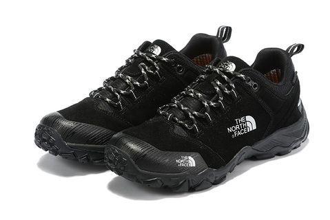 The North Face户外鞋 乐斯菲斯徒步鞋 男鞋 北面防水登山鞋 防滑黃金大底 39-45號