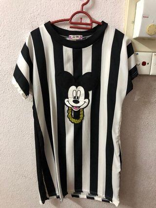 Long Mickey Dress