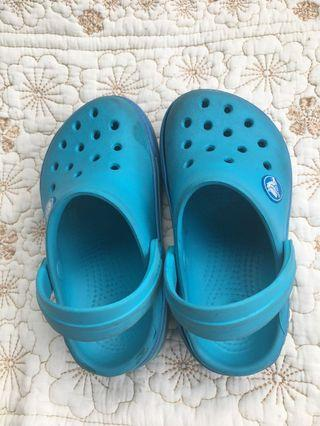 Crocs Sandal Turquoise