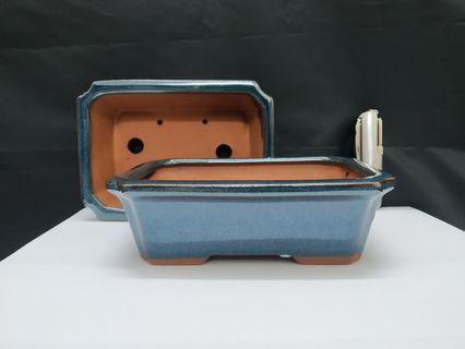 Ceramic Bonsai Pot Glazed (MG6)