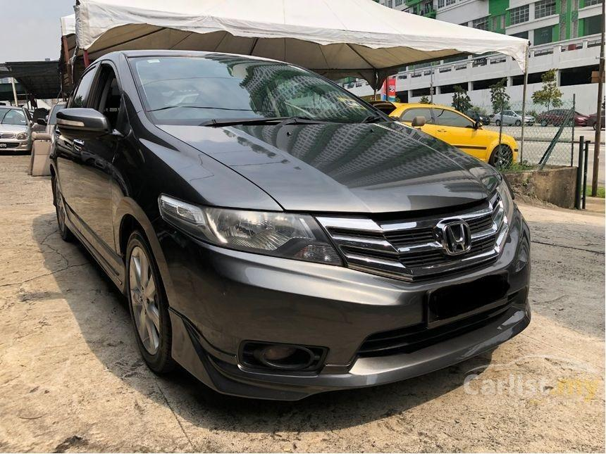 2013 Honda City 1.5 E (A) Leather Seat One Owner Modulo Bodykit      http://wasap.my/601110315793/City2013