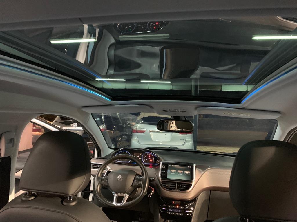 正2014年出廠 最新款Peugeot 2008 1.6 e-HDi 柴油頂級自手排掀背小休旅