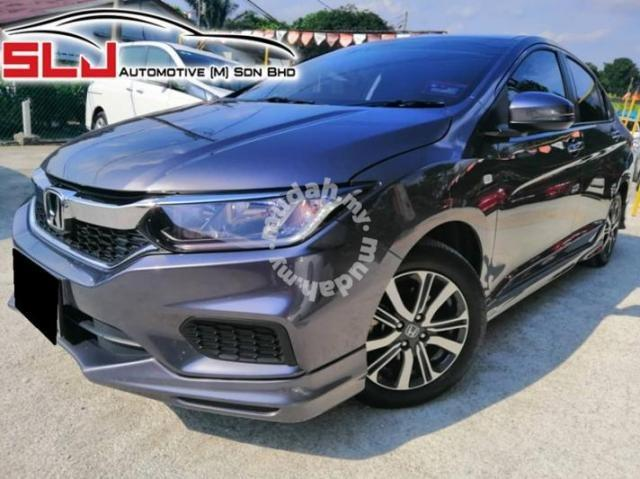 2017 Honda CITY 1.5 FACELIFT (A) CONFIRM TRUE YEAR