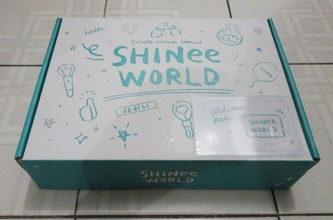 SHINee World Official Fan Club Welcome Kit 💎