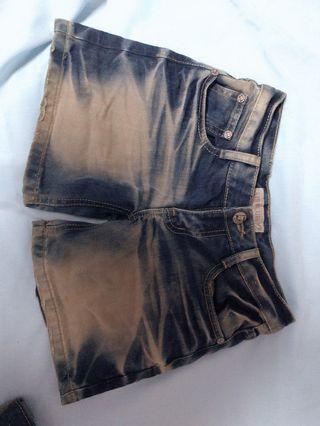 二手/牛仔短褲