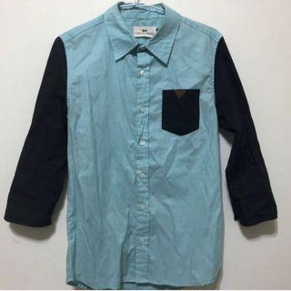 二手七分袖襯衫