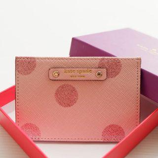 kate spade authentic card holder