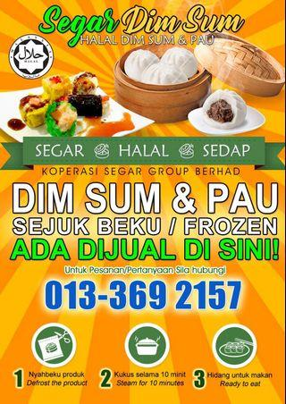 DIM SUM & PAU