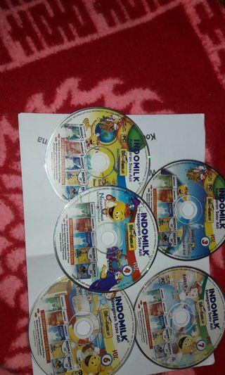 TAKE IT ALL VCD SOFTWARE PENDIDIKAN ANAK ANAK EduGames PC Games