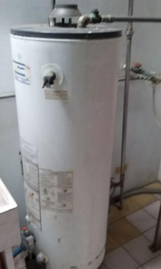 鍋爐熱水器
