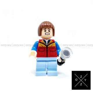 Lego Compatible Minifigures : Will Byers