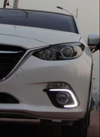 Mazda 3 day time running light