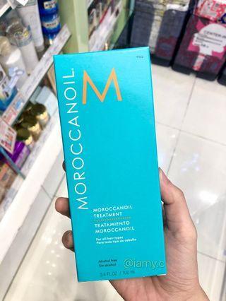 Moroccan oil treatment 100ml