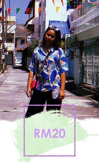 shirt hawaii