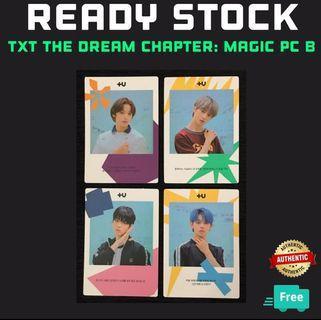 TXT [ THE DREAM CHAPTER : MAGIC ]  PC B