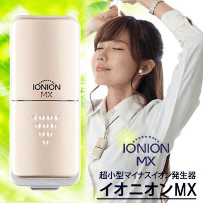日本 IONION MX 超輕量隨身空氣清淨機