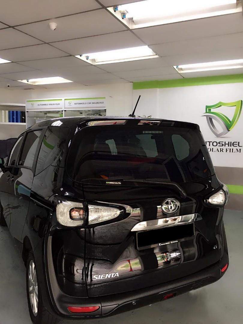 All vehicle welcome! Solar film for car! Dark/privacy tints available!