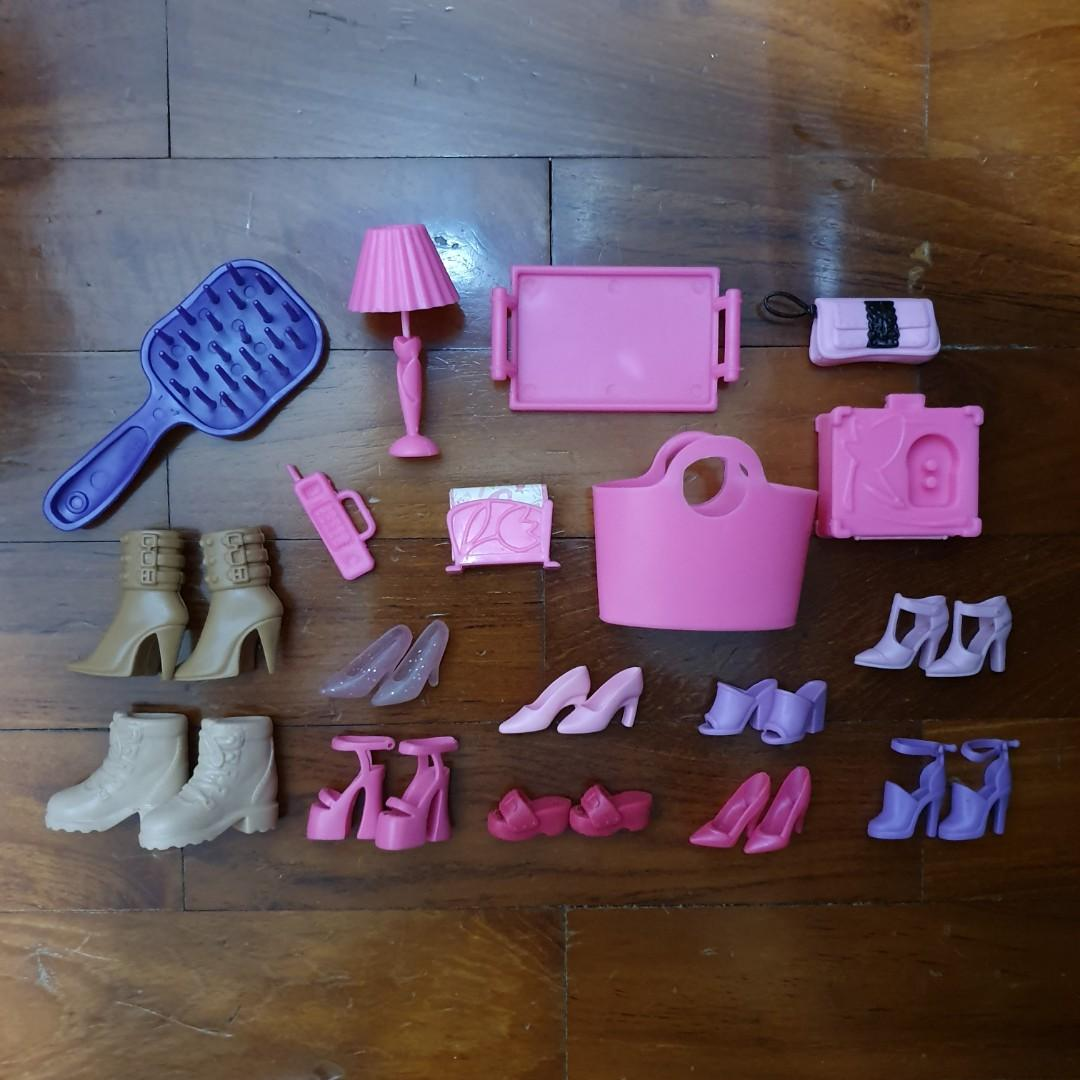 Barbie Clothes, Shoes & Accessories