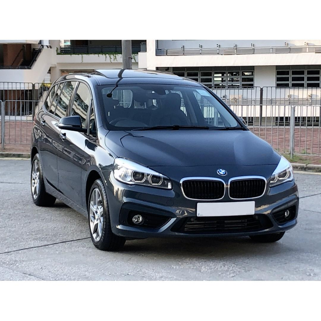 BMW   218iA 220iA GRAN TOURER   2019