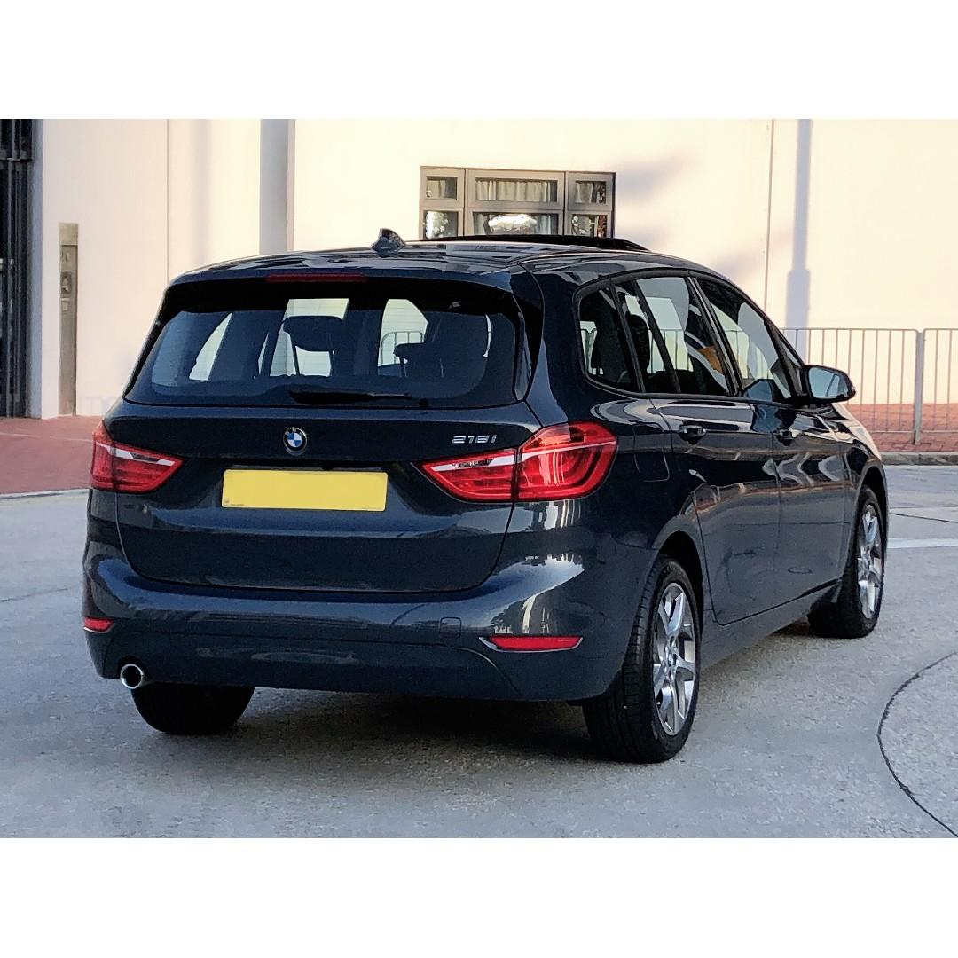 BMW   218iA GRAN TOURER   2019