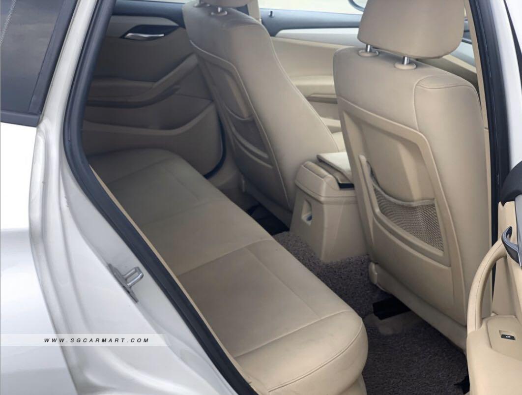 BMW X1 sDrive 18! Sunroof
