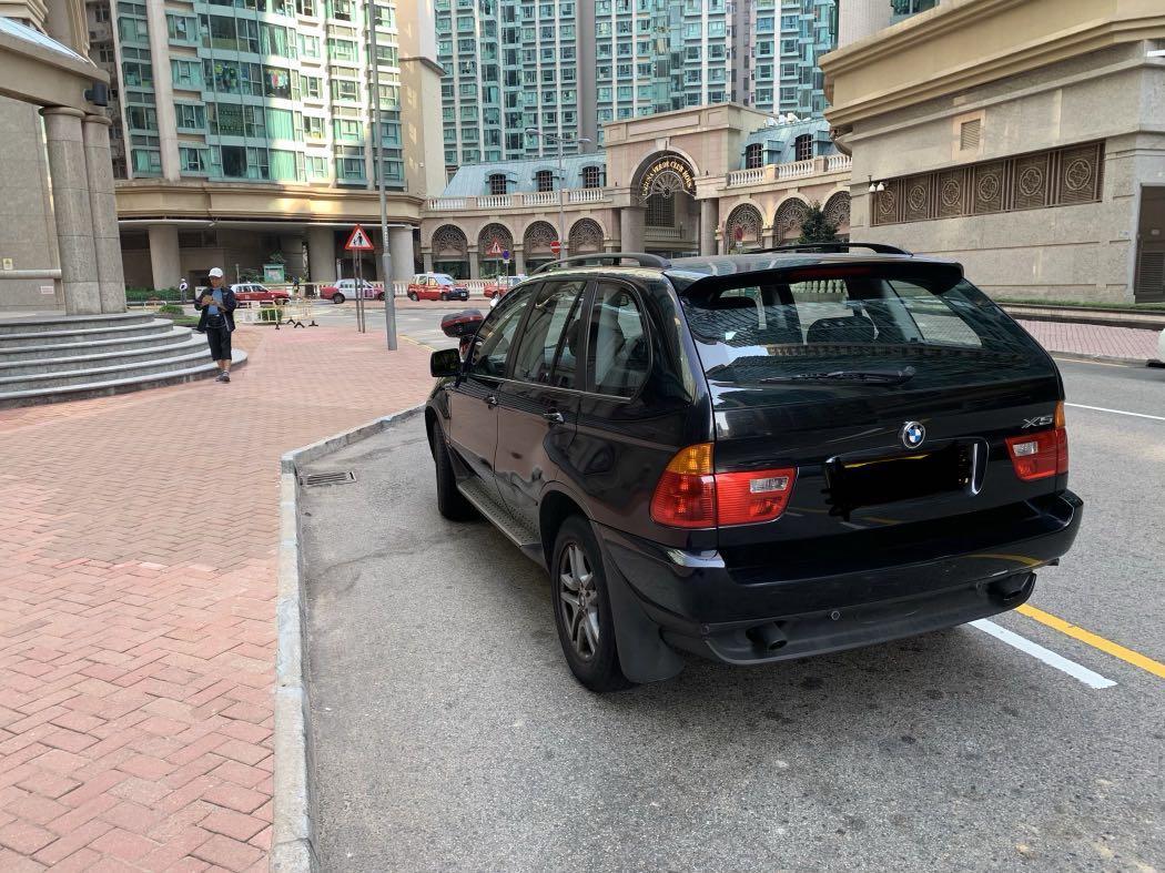 BMW X5 3.0 2004