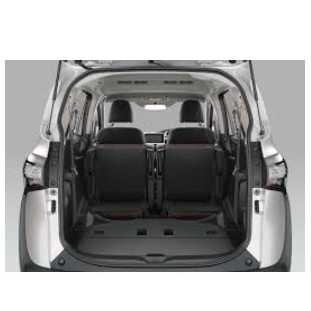 Brand New 2019 Toyota Sienta Petrol with go jek rebate