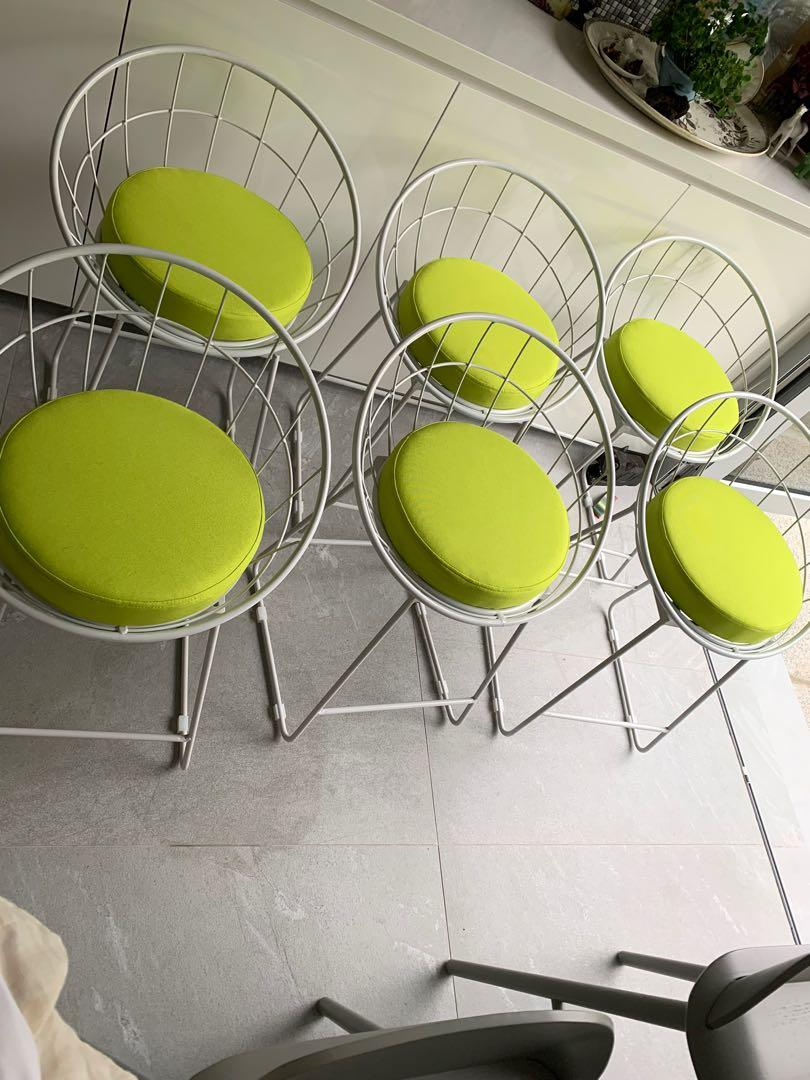 Brand-new kitchen/dining chairs