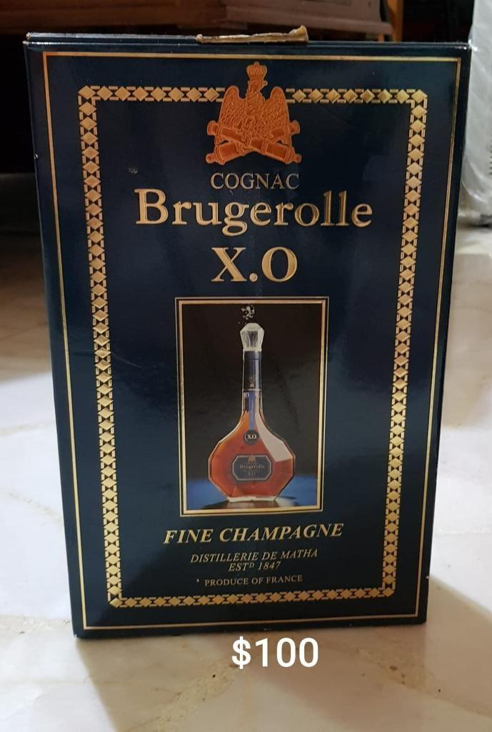 Brugerolle XO