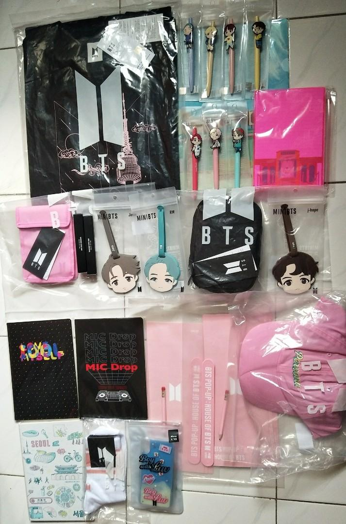 BTS POP-UP STORE  : HOUSE OF BTS