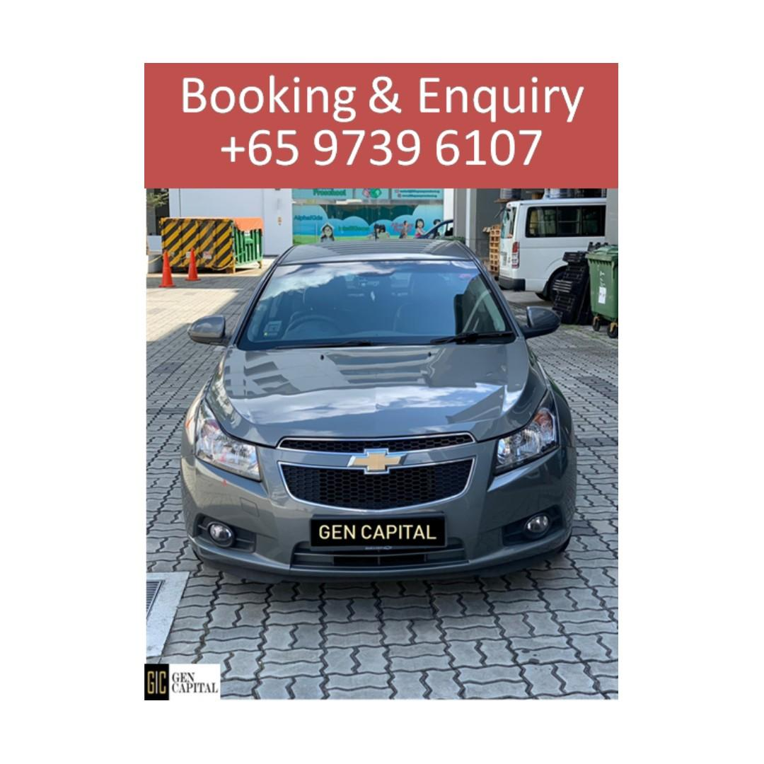 Chevrolet Cruze - Many ranges of car to choose from, with very reliable rates!  Your preferred rental, With the Best service!