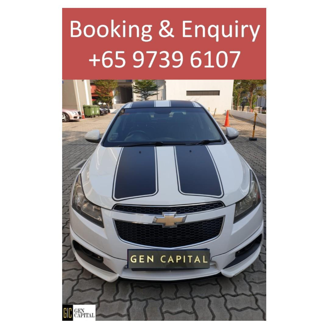 Chevrolet Cruze - Your preferred rental, With the Best service! Cheapest rates, full support! @97396107