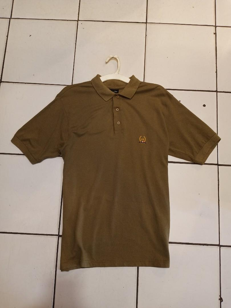 christian dior polo shirt, made in italy