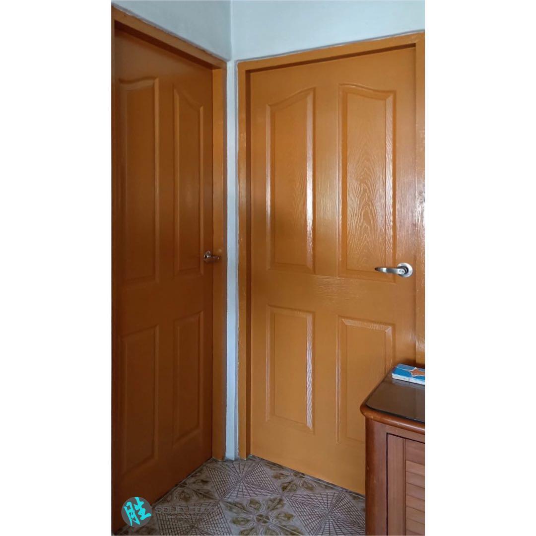Classic Doors for HDB & BTO BEDROOM