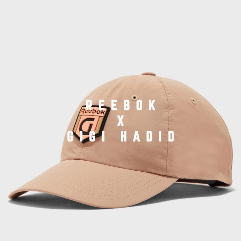 """CLASSICS GIGI HADID CAP"" Reebok Classic 全新 Gigi Hadid 吉吉哈蒂 可調節 棒球帽 鴨舌帽 老帽 帽子 FI2769"