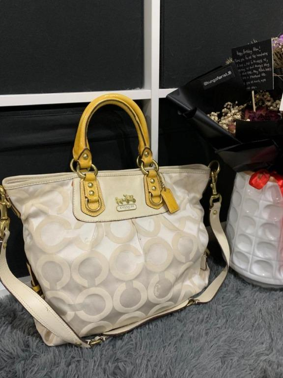 COACH 2 Way Handbag