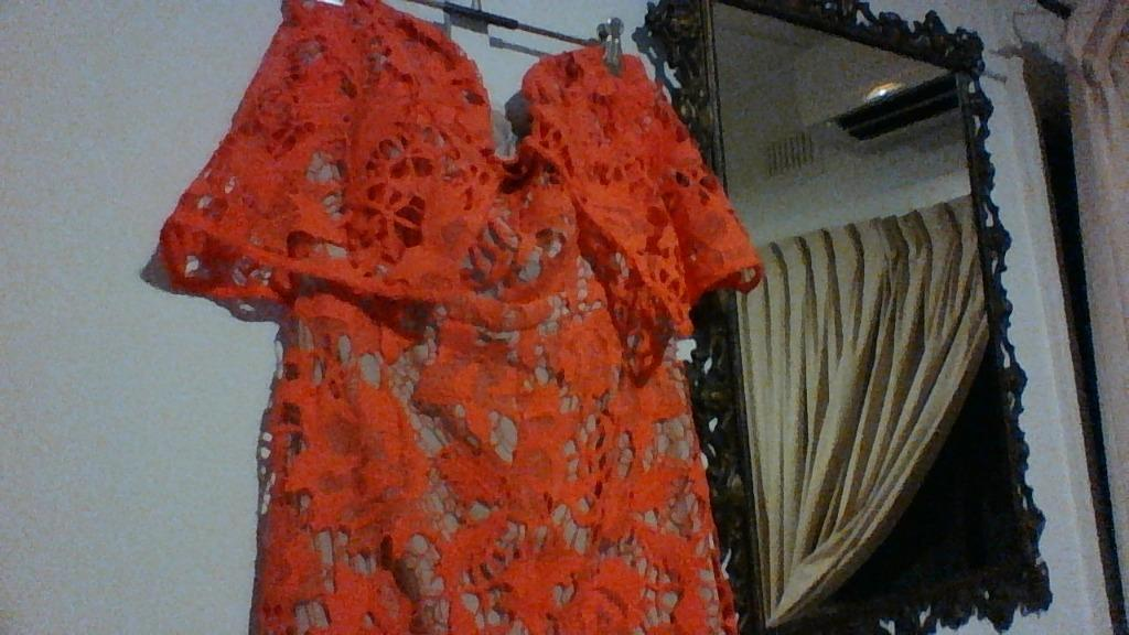 COOPER ST. CORAL SIZE 10 - Cocktail dress. Bustierre.