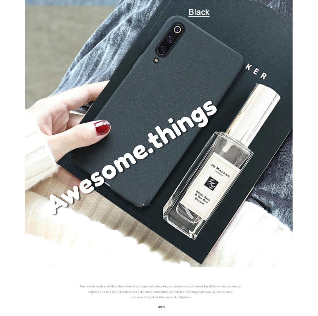 Xiaomi Redmi 7 8 7A 8A Note 7 8 7 Pro 8 Pro 360Deg Soft Case