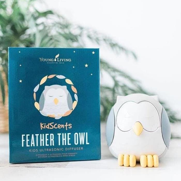 Diffuser Owl Young Living + Lavender 5ml
