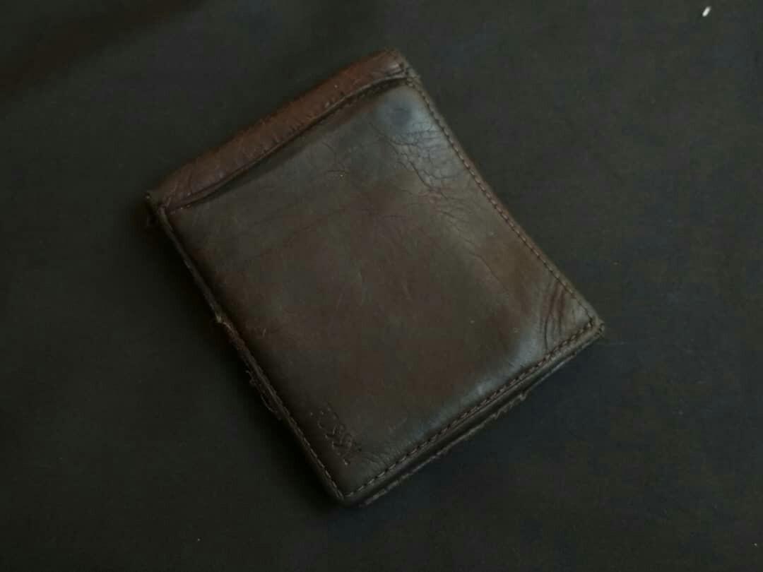 Dompet Kulit Fossil