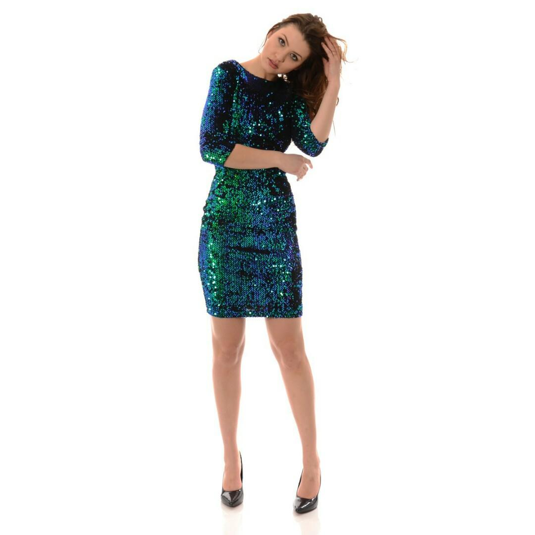 Dress sequin by H&M