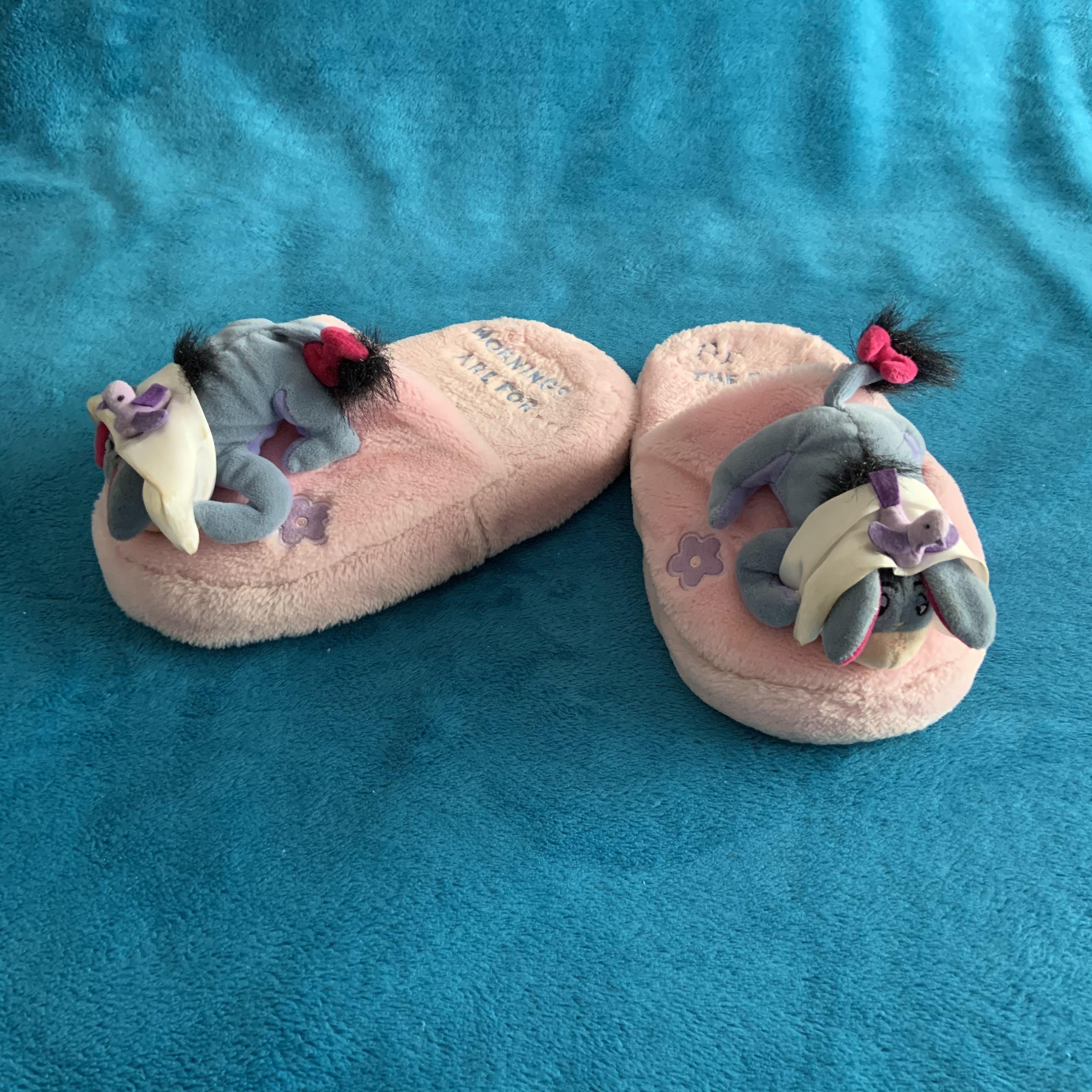 Eeyore Plush Slippers