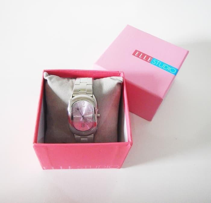 ELLE STUDIO ORI Jam Tangan Wanita Import Branded