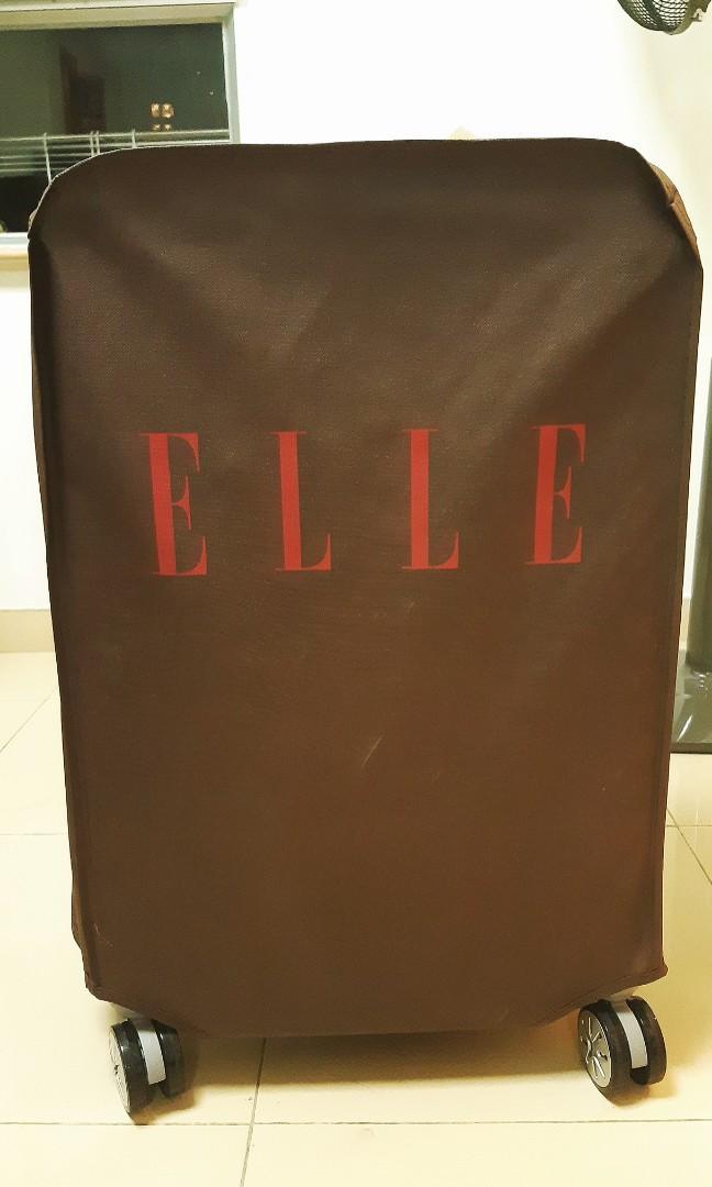 ELLE Vortex Collection 24吋行李箱