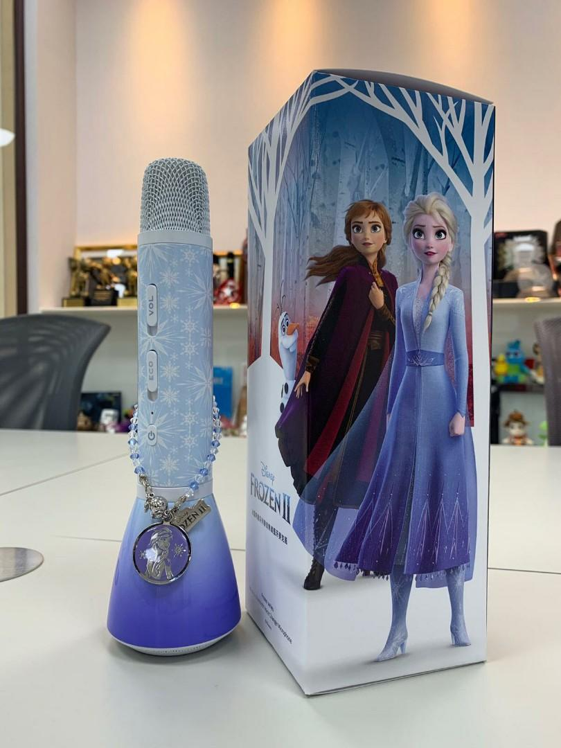 Frozen 2 唱K神器Disney