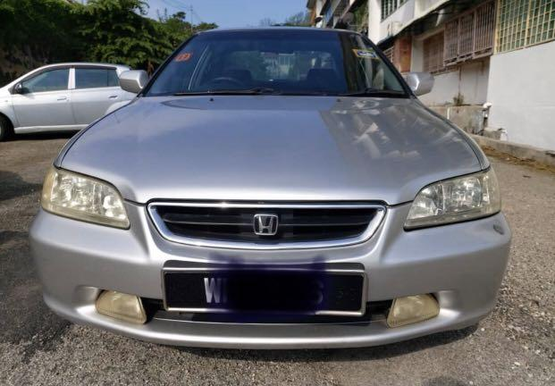 Honda Accord 2.0(A) vtec full spec car king one owner