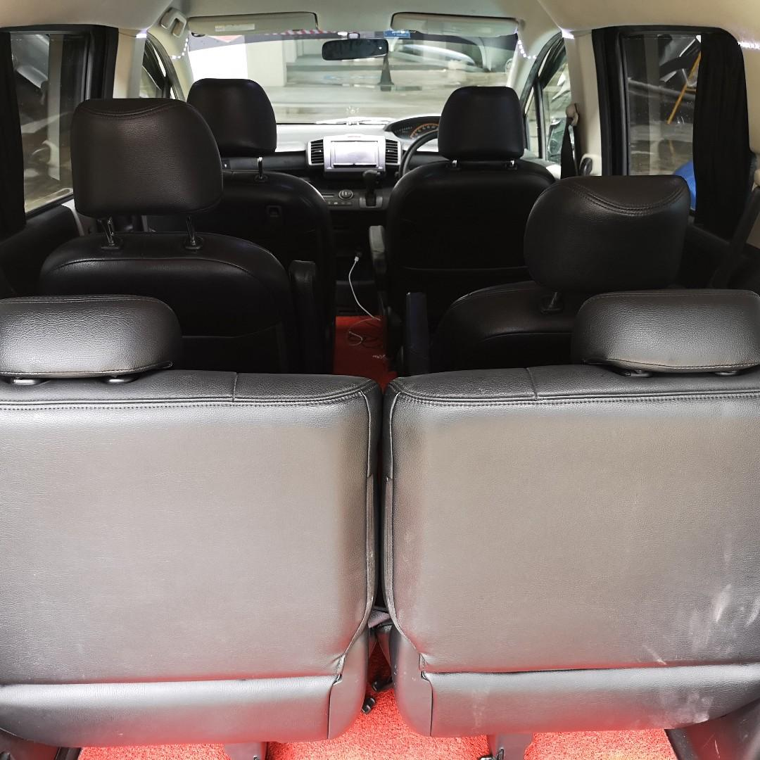 Honda Freed for Rent